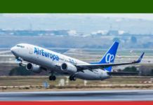 air europa vuelos internacionales